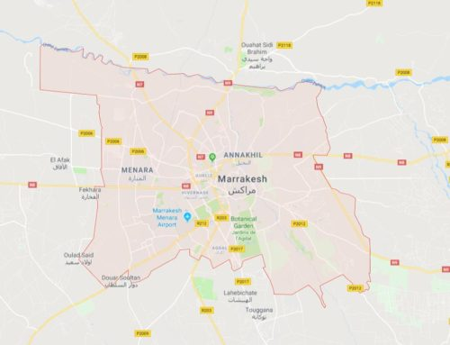 RIGHTS Team Heads to Marrakesh